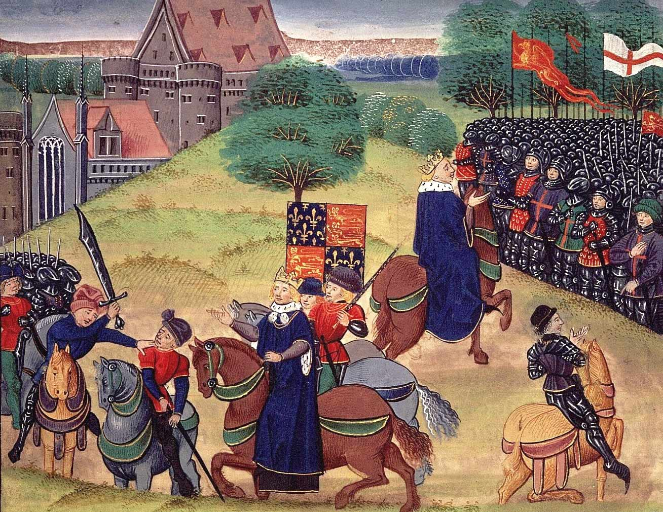 Wat Tyler and the Peasants Revolt — Wat Tyler Country Park
